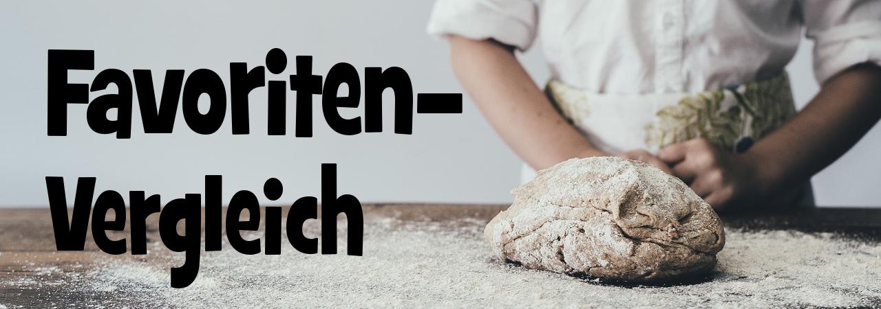 Brotbackautomaten Vergleich